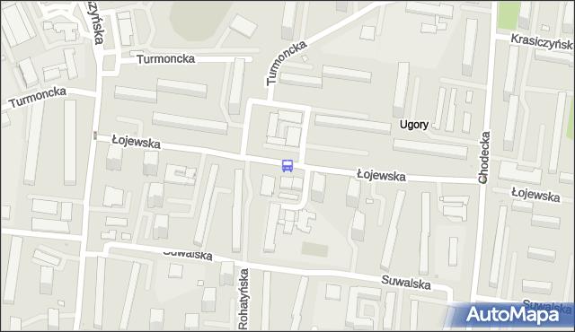 Przystanek Klub Lira 02. ZTM Warszawa - Warszawa (id 115402) na mapie Targeo