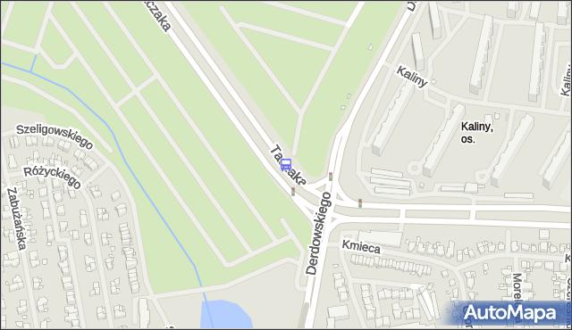Przystanek Kmieca 41. ZDiTM Szczecin - Szczecin (id 35441) na mapie Targeo