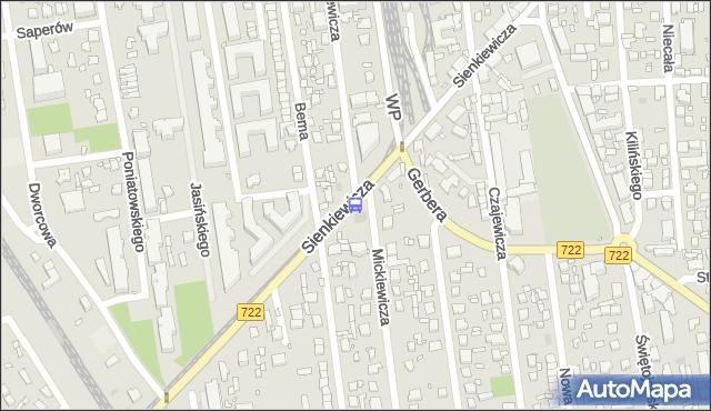 Przystanek Kolejka Piaseczyńska 02. ZTM Warszawa - Warszawa (id 316802) na mapie Targeo
