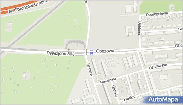 Przystanek Koło 02. ZTM Warszawa - Warszawa (id 507302) na mapie Targeo