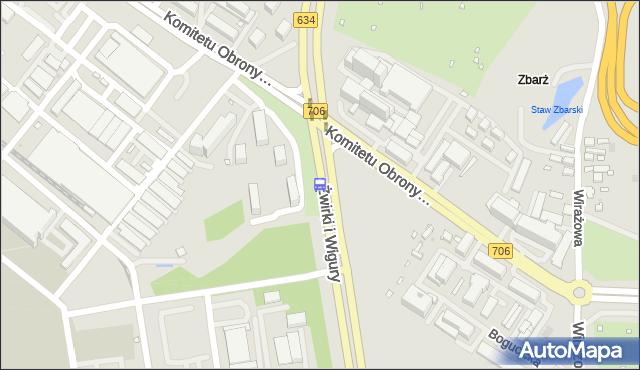 Przystanek Komitetu Obrony Robotników 01. ZTM Warszawa - Warszawa (id 403801) na mapie Targeo