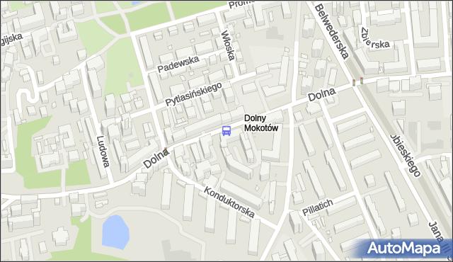 Przystanek Konduktorska 01. ZTM Warszawa - Warszawa (id 311701) na mapie Targeo