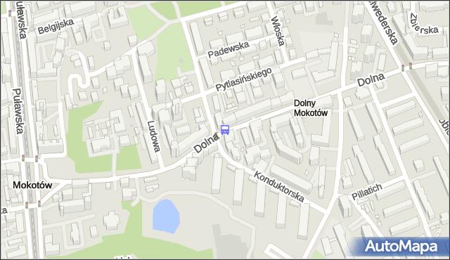 Przystanek Konduktorska 02. ZTM Warszawa - Warszawa (id 311702) na mapie Targeo