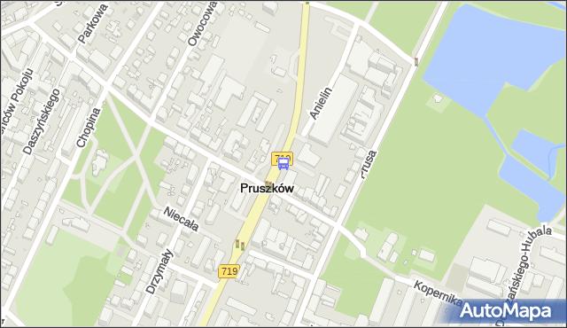 Przystanek Kościuszki 01. ZTM Warszawa - Warszawa (id 419301) na mapie Targeo