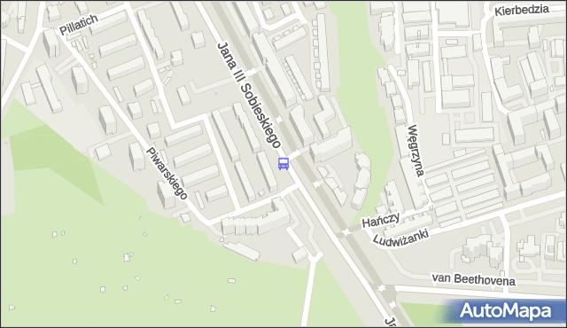 Przystanek Kostrzewskiego 01. ZTM Warszawa - Warszawa (id 302801) na mapie Targeo
