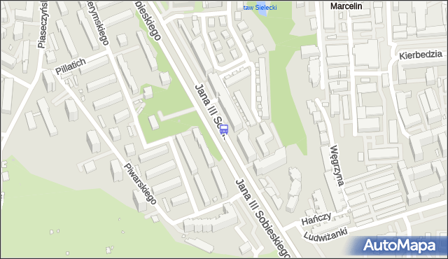 Przystanek Kostrzewskiego 02. ZTM Warszawa - Warszawa (id 302802) na mapie Targeo
