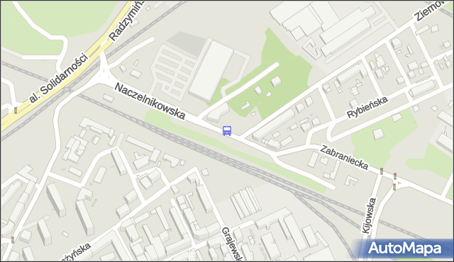 Przystanek Księcia Ziemowita 01. ZTM Warszawa - Warszawa (id 121701) na mapie Targeo