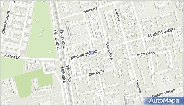 Przystanek Kulskiego 05. ZTM Warszawa - Warszawa (id 323705) na mapie Targeo