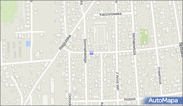 Przystanek Kuźnicy Kołłątajowskiej 01. ZTM Warszawa - Warszawa (id 421001) na mapie Targeo