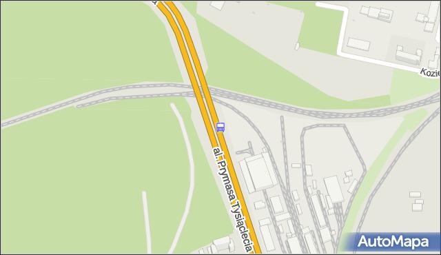 Przystanek Lasek na Kole 02. ZTM Warszawa - Warszawa (id 511402) na mapie Targeo