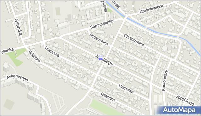 Przystanek Łokietka 02. ZTM Warszawa - Warszawa (id 117702) na mapie Targeo