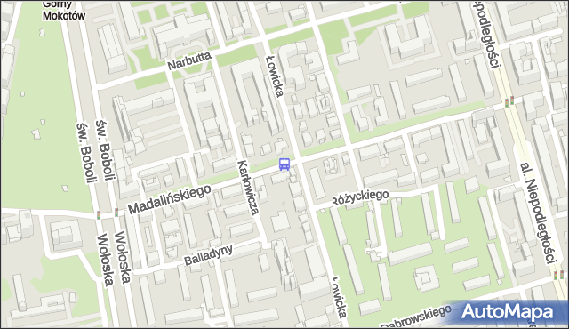 Przystanek Łowicka 02. ZTM Warszawa - Warszawa (id 312502) na mapie Targeo