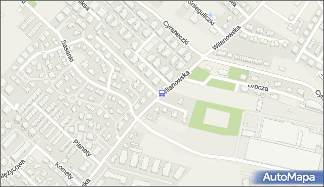 Przystanek Magnolii 02. ZTM Warszawa - Warszawa (id 334702) na mapie Targeo