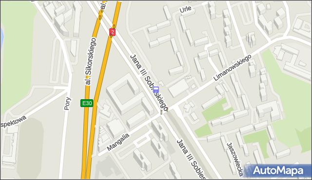 Przystanek Mangalia 02. ZTM Warszawa - Warszawa (id 303102) na mapie Targeo