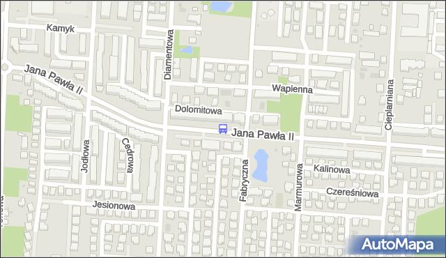 Przystanek Marmurowa 01. ZTM Warszawa - Warszawa (id 234701) na mapie Targeo