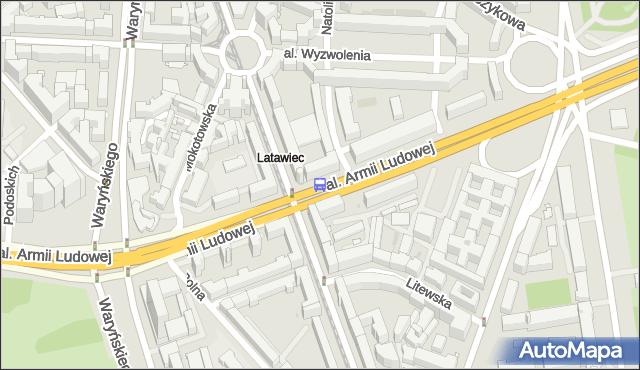 Przystanek Marszałkowska 02. ZTM Warszawa - Warszawa (id 700902) na mapie Targeo