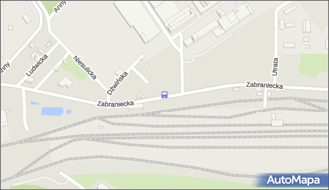 Przystanek Matuszewska 01. ZTM Warszawa - Warszawa (id 104001) na mapie Targeo