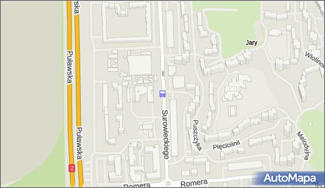 Przystanek Megasam 01. ZTM Warszawa - Warszawa (id 312901) na mapie Targeo