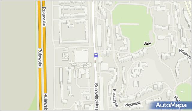 Przystanek Megasam 02. ZTM Warszawa - Warszawa (id 312902) na mapie Targeo