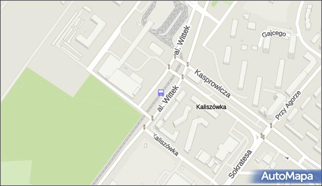 Przystanek Metro Młociny 06. ZTM Warszawa - Warszawa (id 605906) na mapie Targeo