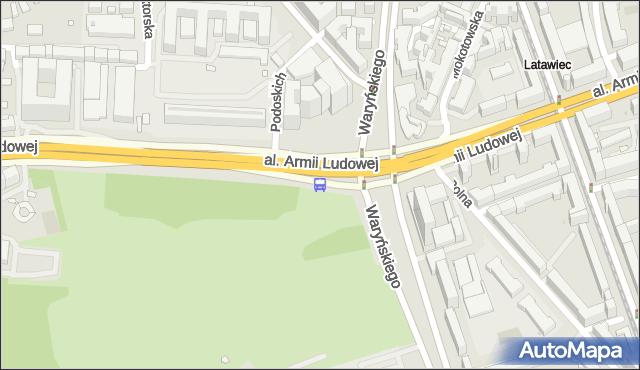 Przystanek Metro Politechnika 01. ZTM Warszawa - Warszawa (id 700601) na mapie Targeo