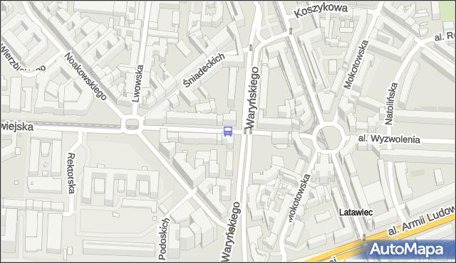 Przystanek Metro Politechnika 03. ZTM Warszawa - Warszawa (id 700603) na mapie Targeo