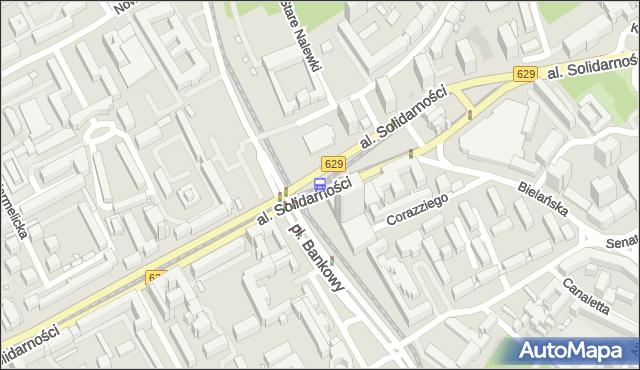 Przystanek Metro Ratusz-Arsenał 10. ZTM Warszawa - Warszawa (id 709910) na mapie Targeo