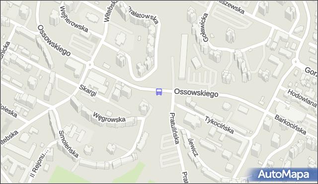 Przystanek Metro Targówek Mieszkaniowy 02. ZTM Warszawa - Warszawa (id 113702) na mapie Targeo