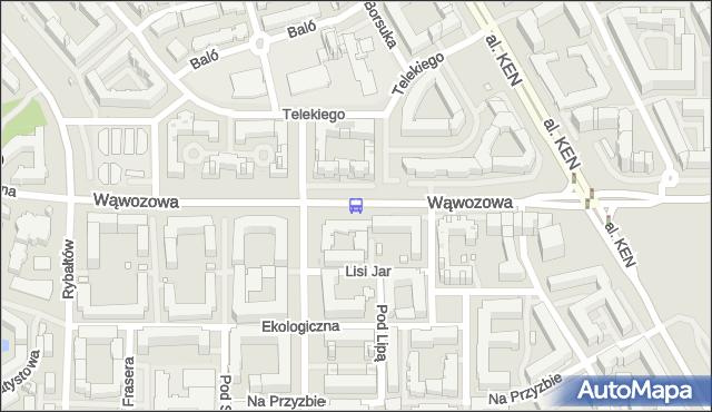 Przystanek Mielczarskiego 02. ZTM Warszawa - Warszawa (id 328302) na mapie Targeo