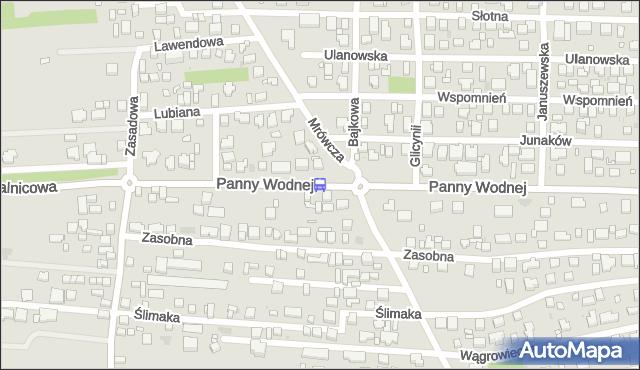 Przystanek Mozaikowa 01. ZTM Warszawa - Warszawa (id 217401) na mapie Targeo