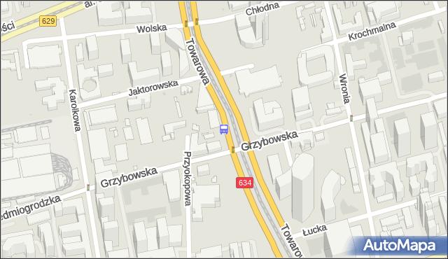 Przystanek Muzeum Powstania Warszawskiego 03. ZTM Warszawa - Warszawa (id 503703) na mapie Targeo