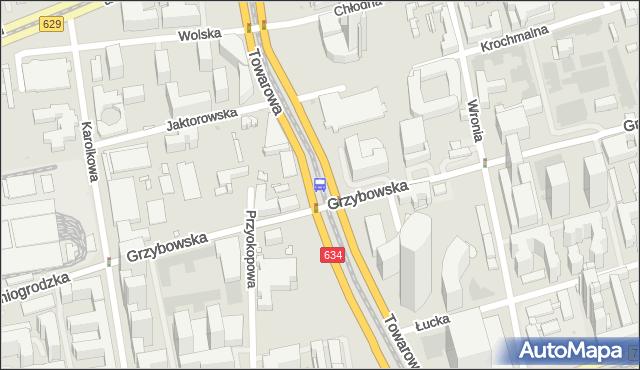 Przystanek Muzeum Powstania Warszawskiego 05. ZTM Warszawa - Warszawa (id 503705) na mapie Targeo