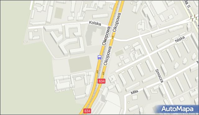 Przystanek Niska 01. ZTM Warszawa - Warszawa (id 508701) na mapie Targeo