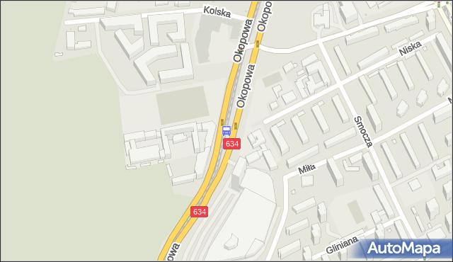 Przystanek Niska 04. ZTM Warszawa - Warszawa (id 508704) na mapie Targeo