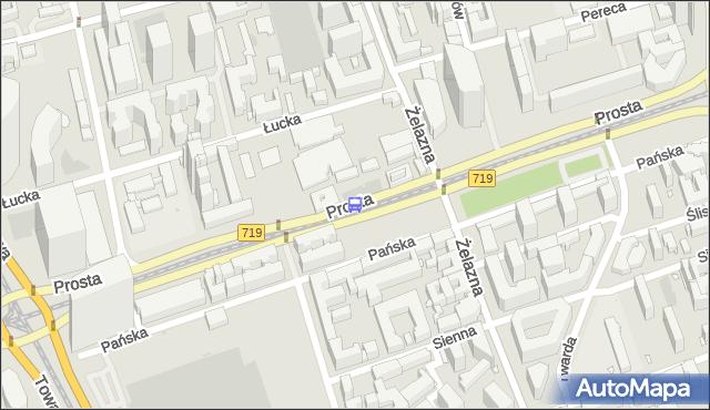 Przystanek Norblin 02. ZTM Warszawa - Warszawa (id 503902) na mapie Targeo