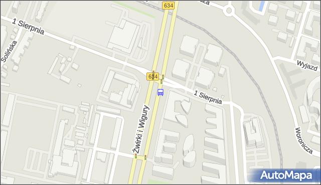 Przystanek Novotel 02. ZTM Warszawa - Warszawa (id 403502) na mapie Targeo