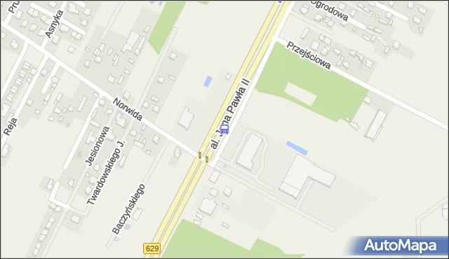 Przystanek Nowe Słupno 02. ZTM Warszawa - Warszawa (id 144902) na mapie Targeo