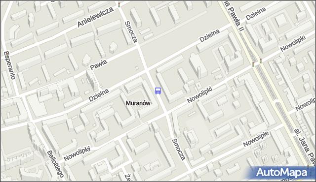 Przystanek Nowolipie 04. ZTM Warszawa - Warszawa (id 515404) na mapie Targeo