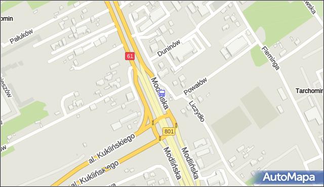 Przystanek Obrazkowa 02. ZTM Warszawa - Warszawa (id 101902) na mapie Targeo
