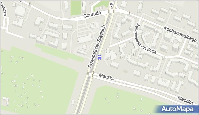 Przystanek Ogrody Działkowe Bemowo 01. ZTM Warszawa - Warszawa (id 506501) na mapie Targeo