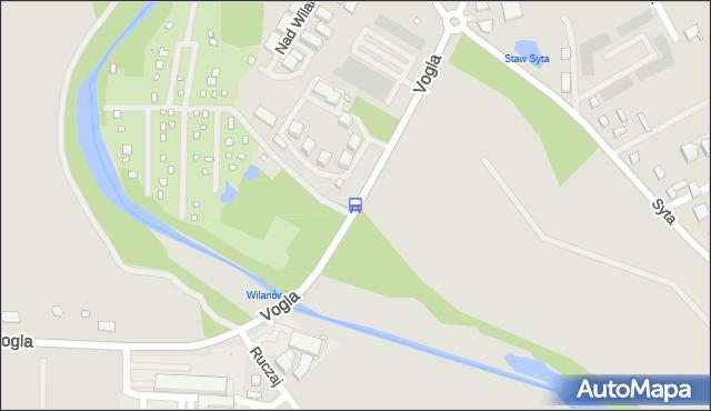 Przystanek Ogrody Działkowe Wilanówka 02. ZTM Warszawa - Warszawa (id 327802) na mapie Targeo