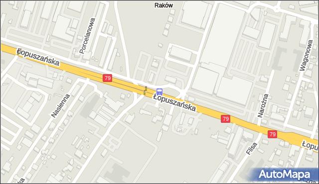 Przystanek Orzechowa 02. ZTM Warszawa - Warszawa (id 408702) na mapie Targeo