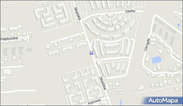 Przystanek os.Derby III 01. ZTM Warszawa - Warszawa (id 135801) na mapie Targeo