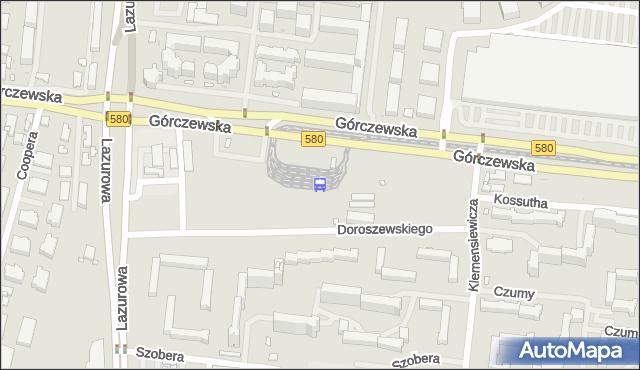 Przystanek os.Górczewska 14. ZTM Warszawa - Warszawa (id 505014) na mapie Targeo