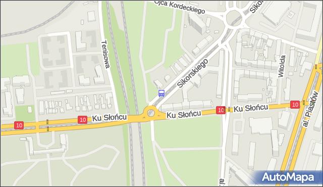 Przystanek Osiedle Akademickie 11. ZDiTM Szczecin - Szczecin (id 20811) na mapie Targeo
