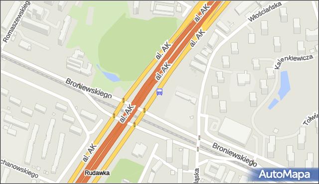 Przystanek Park Olszyna 05. ZTM Warszawa - Warszawa (id 604205) na mapie Targeo