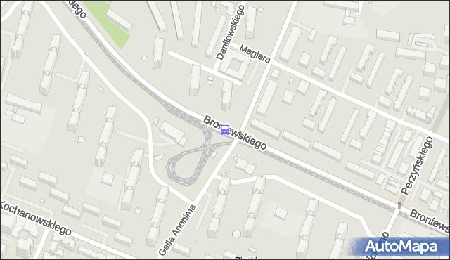 Przystanek Piaski 01. ZTM Warszawa - Warszawa (id 604501) na mapie Targeo
