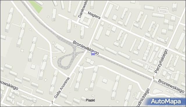 Przystanek Piaski 04. ZTM Warszawa - Warszawa (id 604504) na mapie Targeo