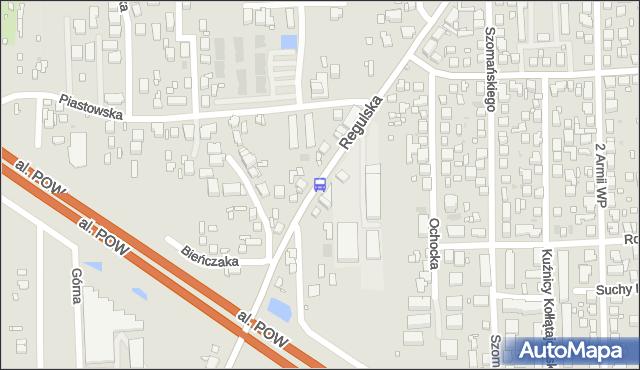 Przystanek Piastowska 02. ZTM Warszawa - Warszawa (id 413402) na mapie Targeo