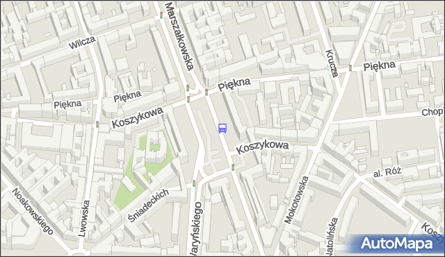 Przystanek pl.Konstytucji 02. ZTM Warszawa - Warszawa (id 701102) na mapie Targeo